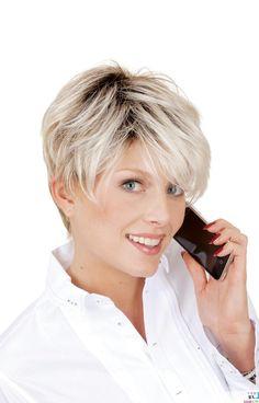 Modeles de coiffures courtes pour femmes https