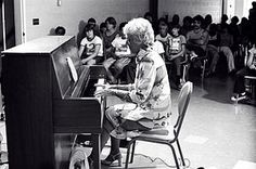 "Marian McPartland.  Check out ""New Orleans"""