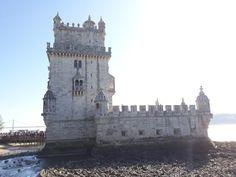 Torre de Belém - Lisboa/Portugal