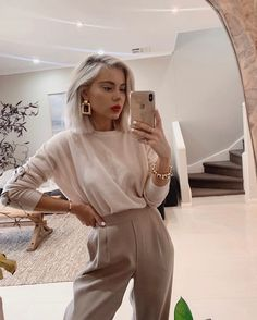 Laura Jade Stone See other ideas and pictures from the category menu…. Faneks healthy and active life ideas Mode Outfits, Fashion Outfits, Womens Fashion, Fashion Clothes, Ladies Fashion, Classy Outfits, Casual Outfits, Casual Ootd, Classy Going Out Outfits