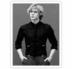 Evan Peters. American Horror Story