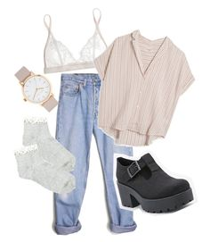 """""""Untitled #58"""" by flowerpowerxx ❤ liked on Polyvore"""