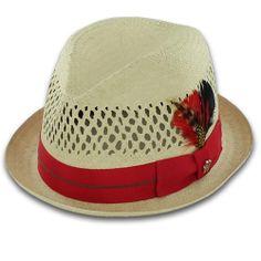 Straw Fedora Hats : Hatsinthebelfry.com
