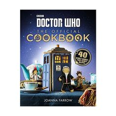 Doctor Who The Official Cookbook 40 Wibbly-Wobbly Timey-Wimey Recipes ($13) ❤ liked on Polyvore featuring home, kitchen & dining, cookbooks and recipe cookbook