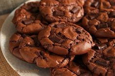 Outrageous cookies by Martha Stewart   Maryse et Cocotte