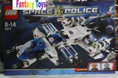 LEGO 5974 Space Police Galactic Enforcer