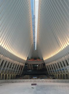 Santiago Calatrava's World Trade Center transit terminal to quietly open next week