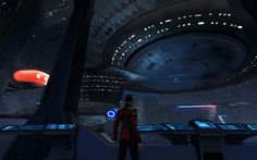 My favorite game at the moment: Star Trek Online!