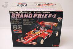 TAIYO RC Grand Prix F1 Lotus OVP Fernsteuerung Japan Vintage Box in Spielzeug, Elektrisches Spielzeug, Ferngesteuertes | eBay