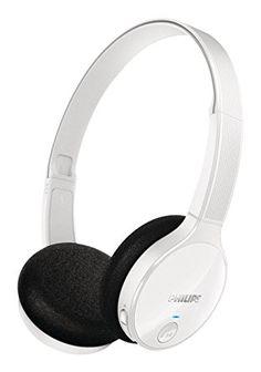 Philips SHB4000WT/00 Wireless Bluetooth Stereo Headphones: Amazon.co.uk: Electronics