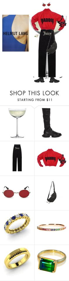"""Голые сиськи"" by sadyou ❤ liked on Polyvore featuring Crate and Barrel, Rick Owens, Murdock London, Yvonne, Diamondere, Sydney Evan, Vicky Davies, Kwiat, men's fashion and menswear"