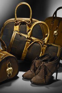Burberry Autumn/Winter 2012 accessories