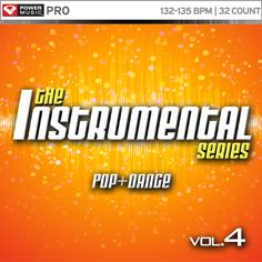 """Perfect for the environment where you don't want to compete with lively music vocals for the attention of the class, but the lack of lyrics doesn't come as a sacrifice. These remixed melodies embody all the energy of the original with the added Power flair that will keep your classes pumped. Featuring remixed hits including """"Feel This Moment"""" and """"Don't Stop the Party"""", this vocal-less album will maintain the energy while you direct technique."""