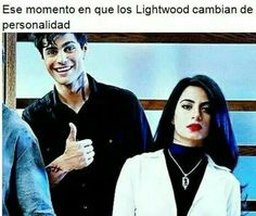This is when the lightwoods change personalities Shadowhunters Series, Shadowhunters The Mortal Instruments, Hush Hush, Clary Y Jace, Teen Wolf Memes, Matthew Daddario, Alec Lightwood, Rick Riordan Books, Book Memes