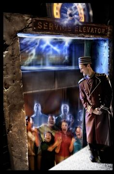 30 Hidden Secrets on The Twilight Zone Tower of Terror at Disney Hollywood Studios