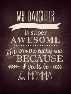 And I hope when she is older she will look up to me, the hard work with a full-time job, being a single mom, getting no assistance from the state, going to college at night, saving money, spending money and time on her, caring for her safety and my love:)