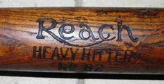 My lovely old Baseball Bat - 1910
