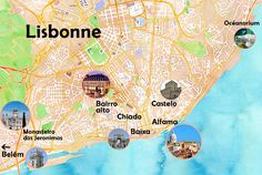 Un week end à Lisbonne