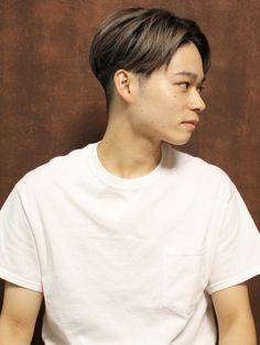 Tomboy Hairstyles, Asian Men Hairstyle, Asian Hair, Undercut Hairstyles, Short Fade Haircut, Short Hair Undercut, Asian Undercut, Baby Boy Haircuts, Haircuts For Men