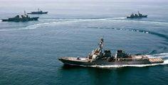 Pequim condena presença de navio dos EUA no Mar da China Meridional (foto: EPA)