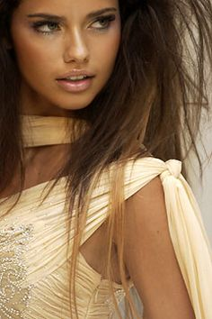Adriana Lima- Versace 2003-2004