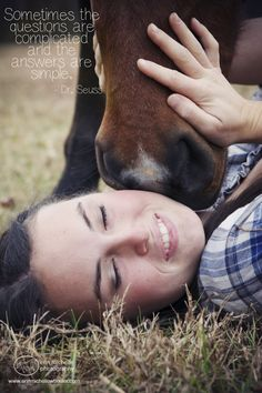 Photo Credit: Erin Michelle Photography     #horse #quote #life