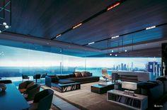 #project #design #architect #creato #villa #contemporary #luxe #living  #interior contacto@creatoarquitectos.com
