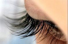 How to apply eyelashes....