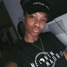 ✨CUSTOMER PHOTO✨NATURAL BEAUTY @jernene_ in her Spiritual Spice cap!  Well, she's less of a customer, and more of my little sister who I was always destined to cross paths with ✨ You made me SO proud from the day we met in Liverpool at the march for #mzeemohammed . You stood up and gave an impromptu speech so eloquently, from the heart and everybody fell silent to take in what you had to say.✨In a year, your evolution & consciousness has grown, you're mindset has become even more beautiful…