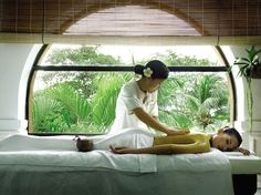 The Honeycombers test drive three spas in Singapore.