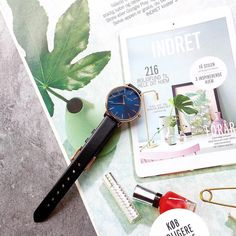 Ideal morning inspiration 💙 Stay creative! #LW46 #larsenwatchws By @_littleshirly 🔎: 146RDBLL