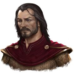Uszan Waathmor, retired fighter and now trader along the coast of the Ekaroon sea in his ship the Star.