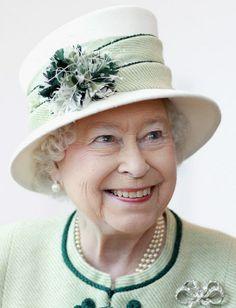 Queen Elizabeth II . 2011-02-01 Norwich