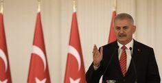 Başbakan Binali Yıldırım Kemal Kılıçdaroğlu'na saldırıyla ilgili olarak