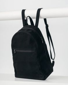 Baggu Zip Backpack (Black) - The Best Diaper Bags – Also Mom Black Diaper d3387e9dd1adf
