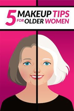 5 Makeup Tips For Older Women By 64 Year Old Makeup Artist Turned Super Model Cindy Joseph!