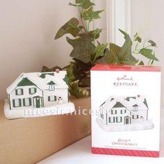 Hallmark 2014 Anne of Green Gables House 3rd Final Canada Exclusive Ornament ~ SHOP AT: https://www.facebook.com/Fullofstuff-Online-Shopping-987982424594113/