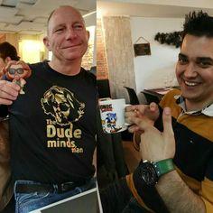 Gracias Norbert y Omar por estas fotos con el Funko Pop de Big Lebowsky THE DUDE y la fantástica taza de SONIC son geniales :-). Que lo disfruteis  Muchas gracias y hasta la proxima :-)