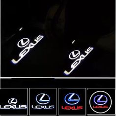 Cool Lexus: $9.95 (Buy here: alitems.com/... ) 2x Car LED Door Warning Light Logo Projector ...  Aliexpress 2017 best buys! =) Check more at http://24car.top/2017/2017/04/21/lexus-9-95-buy-here-alitems-com-2x-car-led-door-warning-light-logo-projector-aliexpress-2017-best-buys/