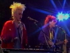 Thompson Twins - Lay your Hands on me - Montreux - 1985