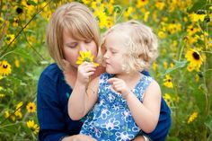 Spectacular Family Photo Shoot in the Flagstaff Sunflower Fields | Done Brilliantly