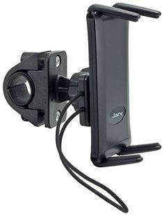 nice Bike Mount or Motorcycle Mount, Jarv RidePro Universal Handlebar Bicycle Mount for Apple iPhone 6S Plus 6 5, Samsung Galaxy S7 S6 S5 J7 J5 Note 5 4, Nexus 6P 5X, Moto Droid Maxx Droid Turbo X, G E and All 4-6 Inch Mobile Phones w/ Swivel Cradle and Bungee Anti-Vibration Strap  Jarv's bicycle and motorcycle mount combines a versatile handlebar mount with a spring loaded ultra Grip cradle providing a secure location for your d......