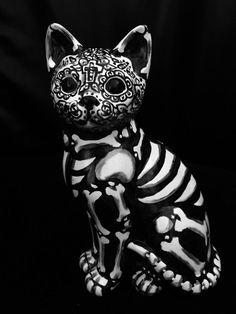 Dia De Los Muertos Cat                                                                                                                                                                                 More