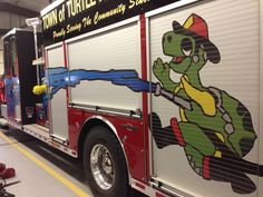 Town of Turtle Fire Department in Wisconsin