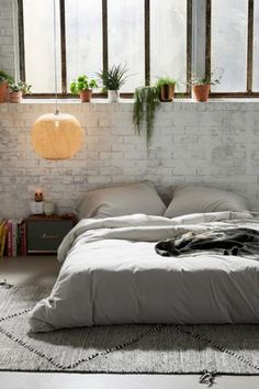 Shop Washed Cotton Duvet Cover at Urban Outfitters today. We carry all the latest styles, colors and brands for you to choose from right here. Decor, Cotton Duvet Cover, Home Decor, Bedroom Decor, Striped Duvet, Duvet Covers, Alternative Duvet, Luxury Bedding, Bedding Sets
