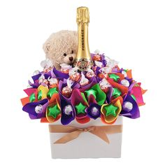 Have a little fun this Festive Season with this great gift -Psychodelic Chocolate Gift Chocolate Gifts, How To Make Chocolate, Boquet, Chocolate Bouquet, Festive, How To Look Better, Great Gifts, Seasons, Fun