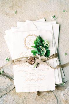 Wedding Invitation Tips | We Are Origami