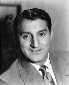 """Danny Thomas (January 6, 1912 – February 6, 1991)    Danny Thomas was an American Lebanese nightclub comedian and television and film actor and producer, whose career spanned five decades. He was best known for starring in the television sitcom """"The Danny Thomas Show""""    He was also the founder of St. Jude Children's Research Hospital    http://en.wikipedia.org/wiki/Danny_Thomas    """"Success has nothing to do with what you gain in life or accomplish for yourself. It's what you do for others."""""""