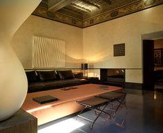Lazzarini Pickering Architects via giulia appartamento, roma