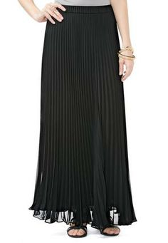 28f88baed7 Cato Fashions Pleated Maxi Skirt – Plus #CatoSummerStyle. Would love in my  size.